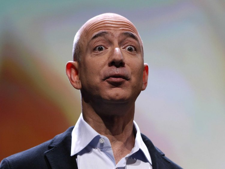 Jeff Bezos Goes to Space via a Space D*ck