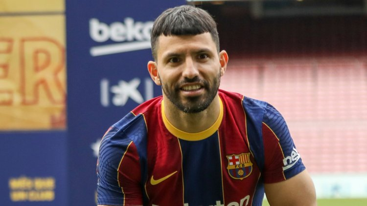 Messi Leaves  Crying And Kun Aguero Reports Injured During The First Match Of Barcelona And Real Sociedad