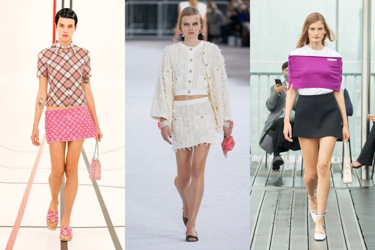 The fashion change in our time, what to wear
