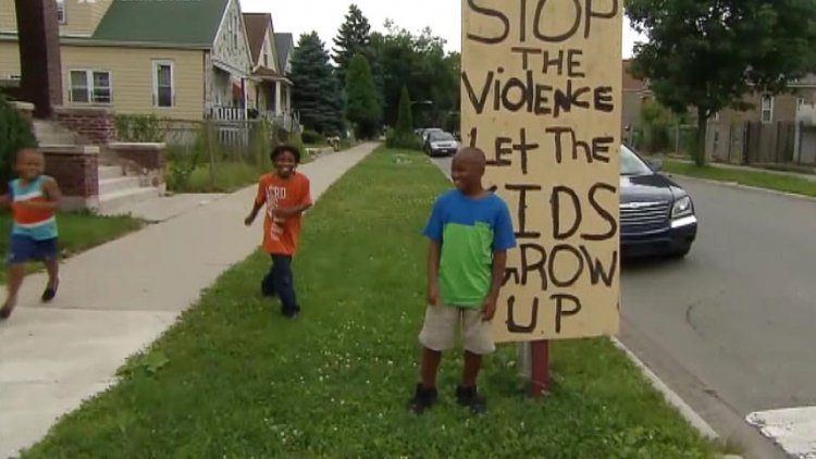 Chicago - A deadly City - the death of Children