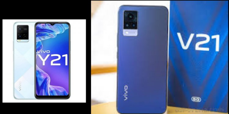 Vivo Y21 Specifications, Price & Availability