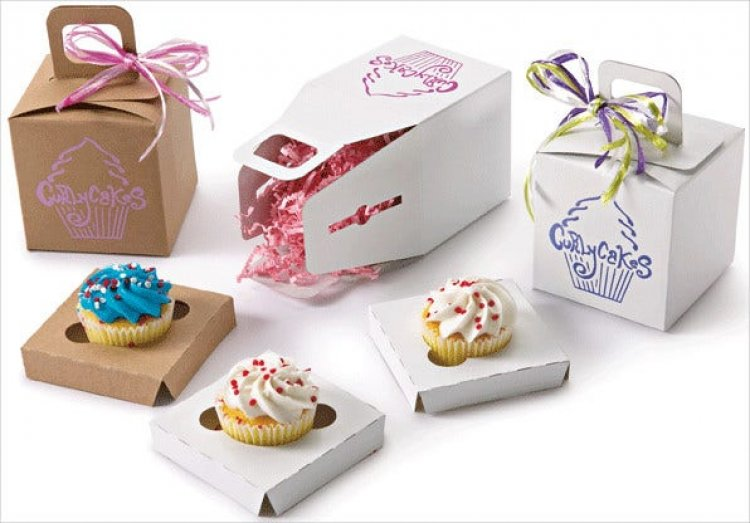Find unique styles of Cupcake Boxes