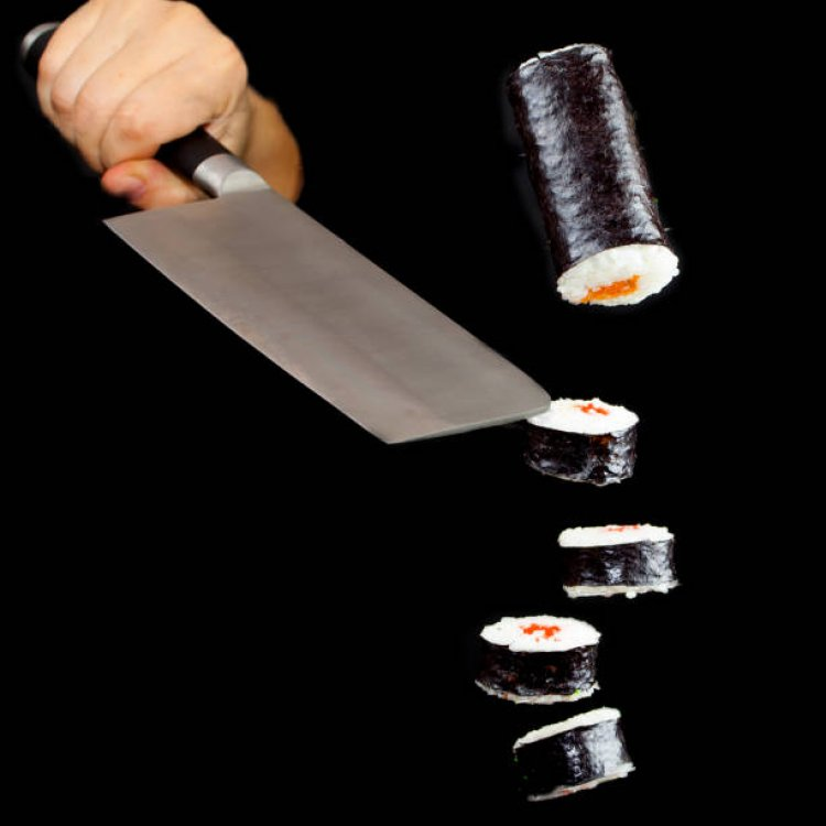 Best Quality Nakiri Knife for Our kitchen